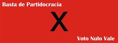 """El voto nulo, y como no es """"casi lo mismo que el abstencionismo"""" (O: """"Este 7 de junio, vota"""")"""