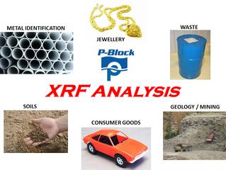 XRF Analyser Services
