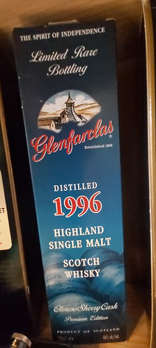 Glenfarclas 1996 Single Malt Whisky