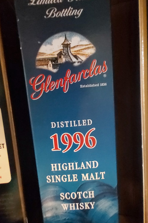 Glenfarclas 1996 Single Malt Whisky