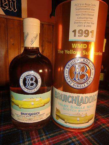 Bruichladdich Yellow Submarine 1991