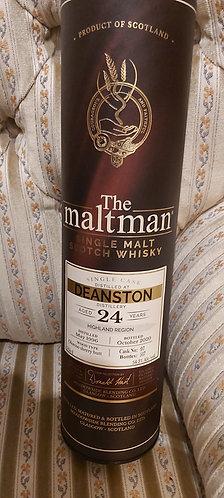 Deanston 24y Single Cask The Maltman