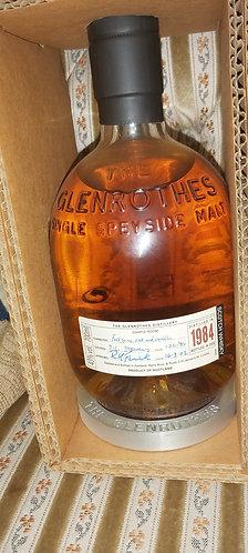Glenrothes 1984 Single Malt Whisky