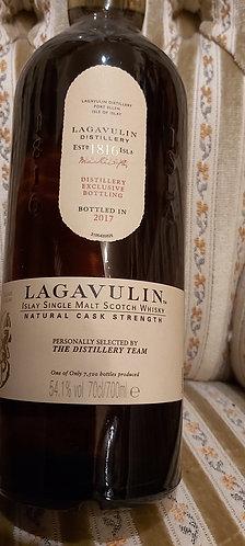 Lagavulin Distillery Bottling 2017