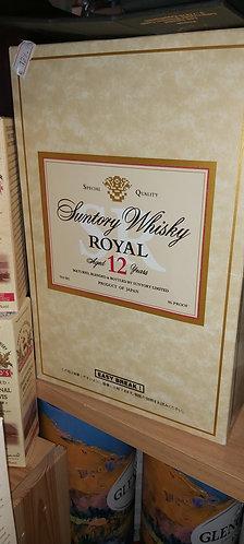 suntory Royal Japanese Whisky