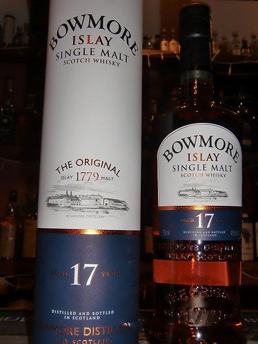 Bowmore 17y Islay Single Malt Whisky