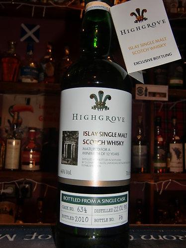 Laophroaig Highgrove single Cask Whisky