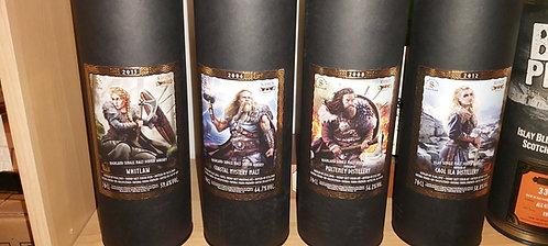 Signatory Viking Strength Serie 4 verschiedene