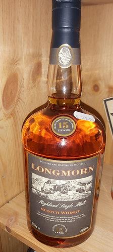 Longmorn 15 years