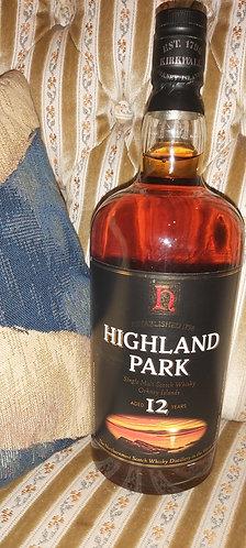 alter Highland Park 12 y