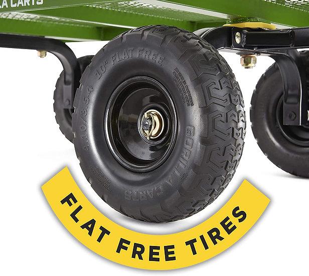 10 Inch GC - FLAT FREE 2PC KIT