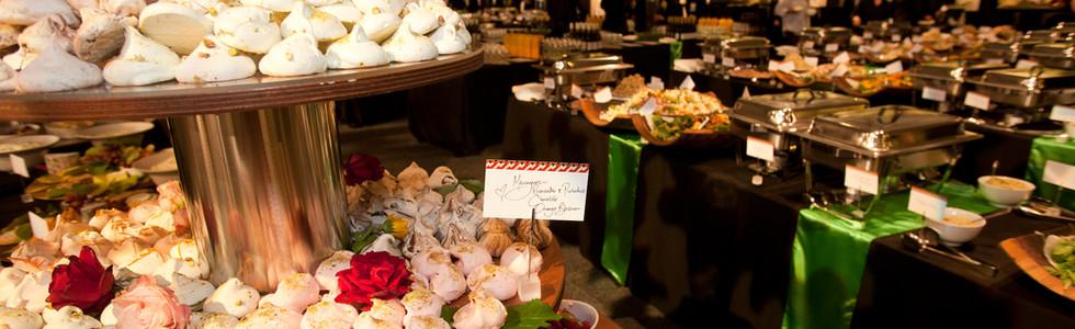 Cuisine by Flying Trestles at TRENZ 2012