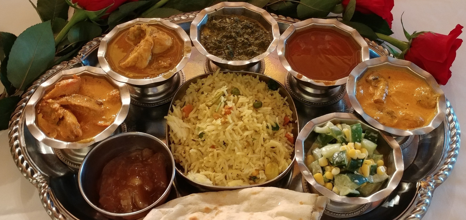Thali Platter