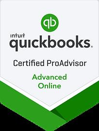 QuickBooks ProAdvisor Badge - ADVANCED.p