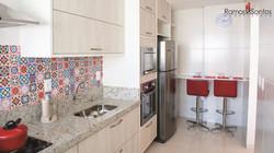 Cozinha - Res. viareggio