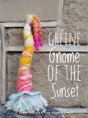 Greine Gnome of the Sunset