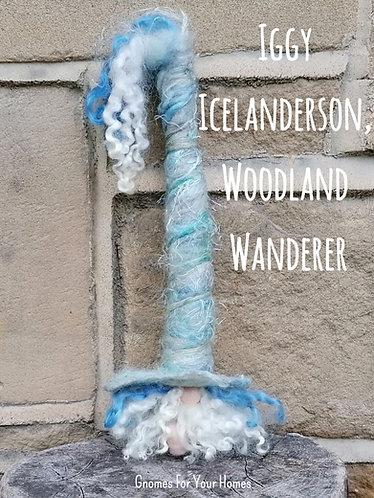 Iggy Icelanderson, Woodland Wanderer