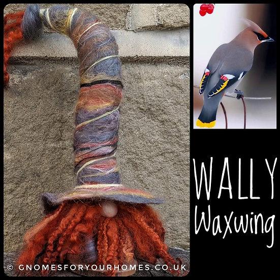Wally Waxwing
