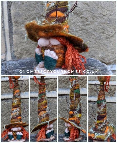 Customized Wanderer Gnome
