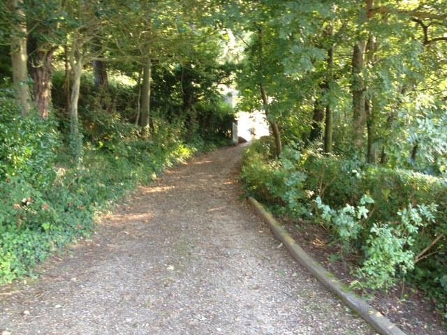 Jardin villa,location-gite-etretat