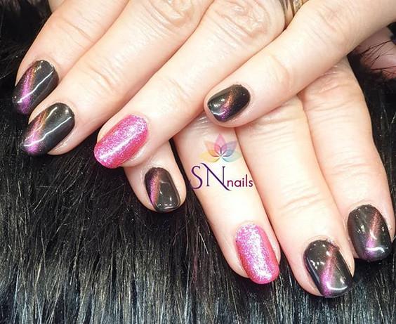 Cat Eye Nails, SN Nails, South Shields