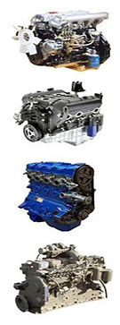 Motores e peças para motores de empilhadeiras
