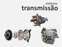 Peças para transmissão empilhadeira