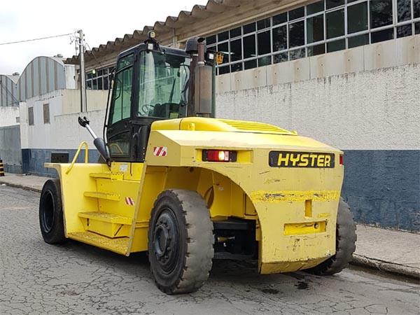 Empilhadeira HYSTER 16 ton H16XM