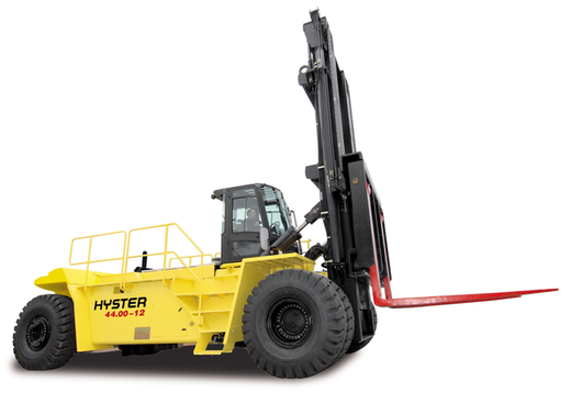Hyster Heavy Duty Forklift Truck