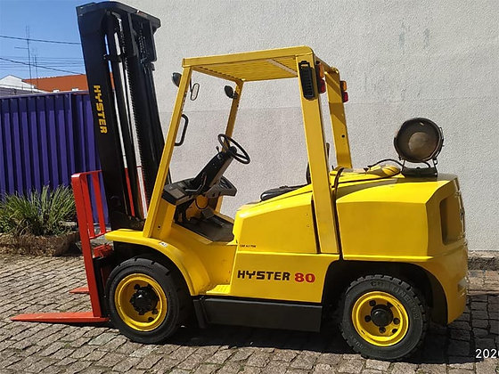 HYSTER H80XM