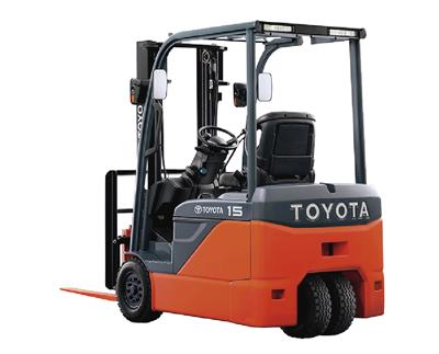 Toyota 8FBE15