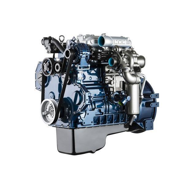 Motor MWM 4-1