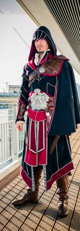 Ezio: EuroCosplay 2