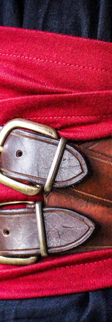 Belt: Buckles