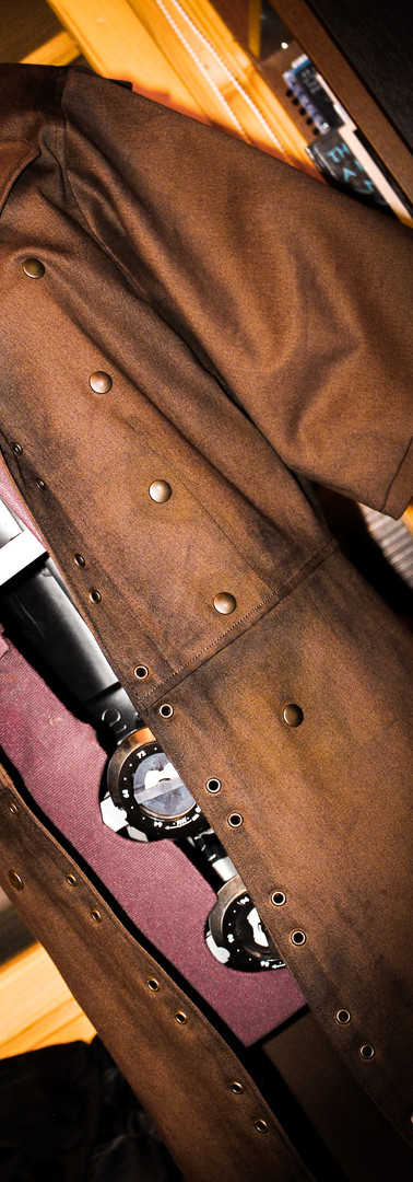 Coat: Front (WIP)