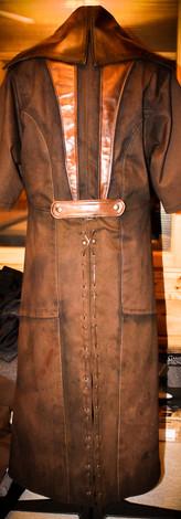 Coat: Full