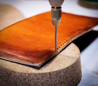 Leatherbound Journal (Work in Progress)