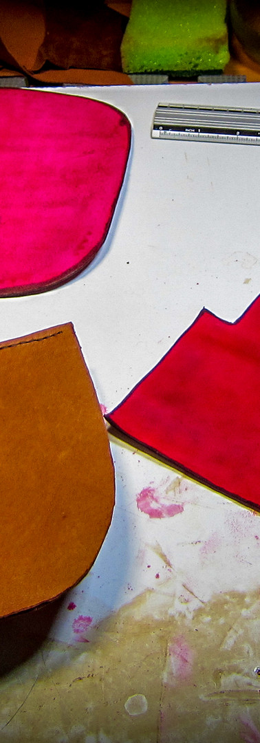 Red Purse - WIP