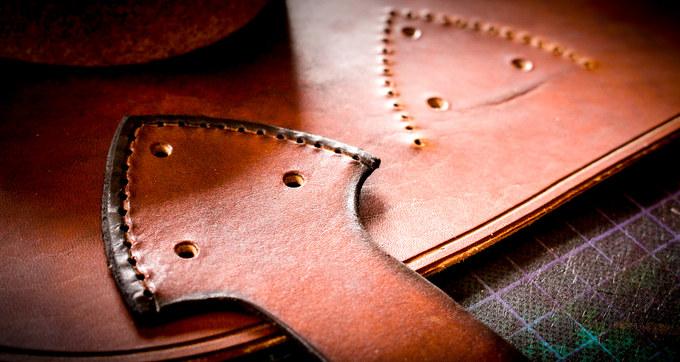 Leather Bag (Work in Progress)