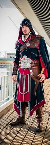 Ezio: EuroCosplay 4