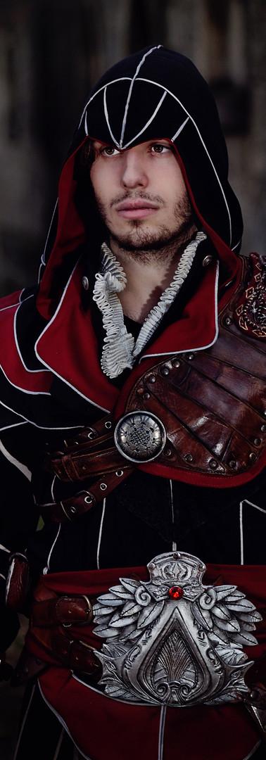 Ezio: Details