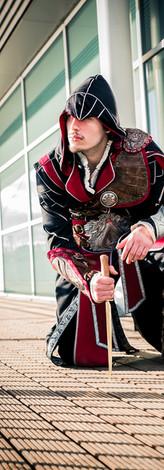 Ezio: EuroCosplay 5