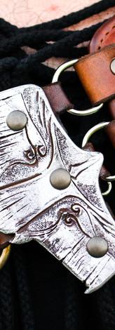 Ezio: Pauldron Detail (Back)