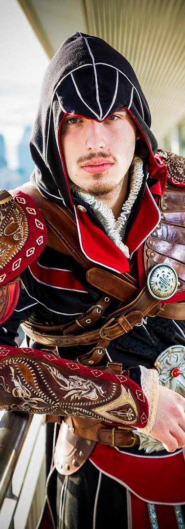 Ezio: EuroCosplay 3