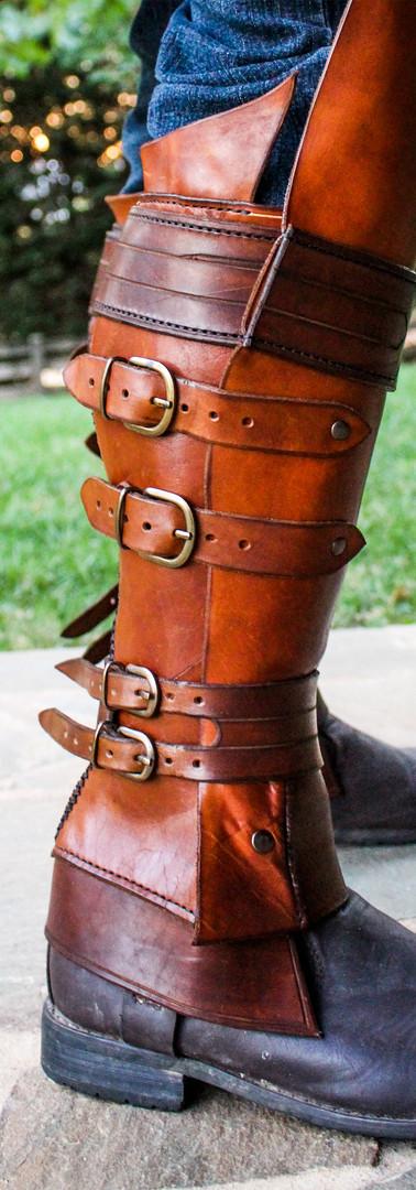 Ezio: Boots