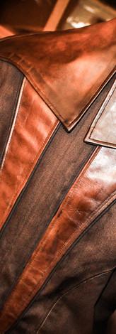 Coat: Back