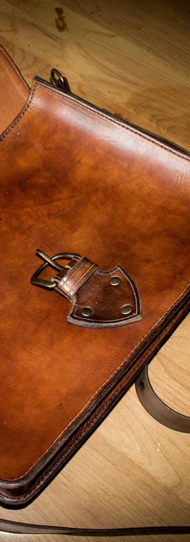 Laptop Bag: Open