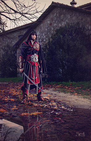 Ezio Auditore - Complete Costume
