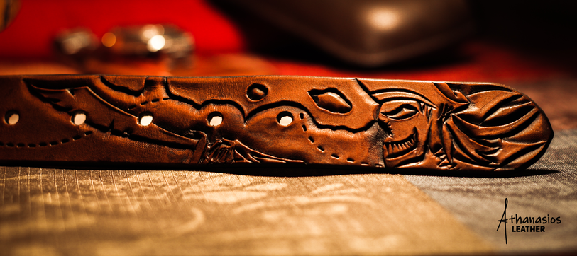 Pirate Belt (Detail)