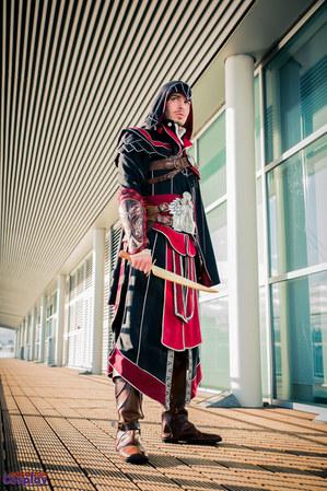Ezio Auditore (2014 EuroCosplay)